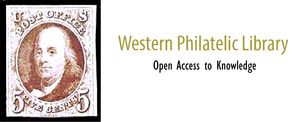 Western Philatelic Library
